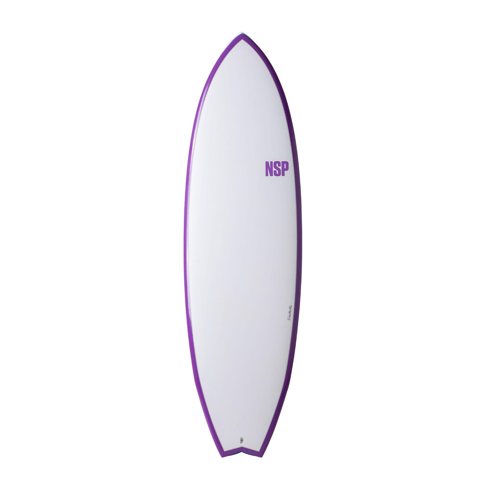 nsp elements fish surfboard