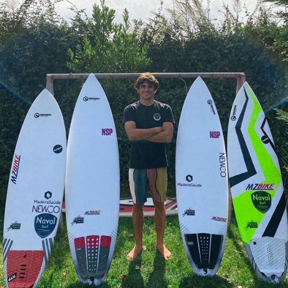 Surfcloud rider Tomas Lacerda